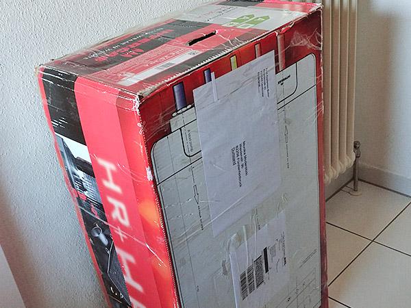 Paket mit Quilts